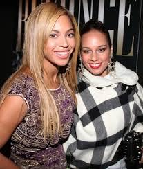 Alicia ad Beyonce