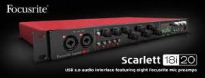 Studio Series Audio Interface Mid