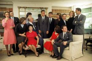 The Kennedy Family Photo