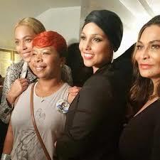 Beyonce (L) Janet (M) Alicia (R) - VVT - Far (r) Tina