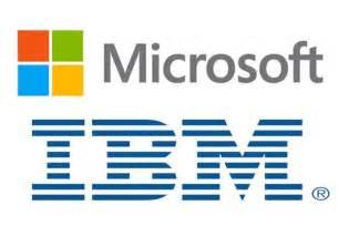 IBM-Microsoft