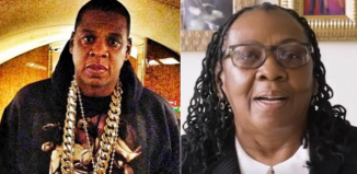 Jay-Z and Mother