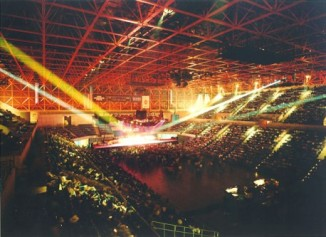 James Brown Arena 2