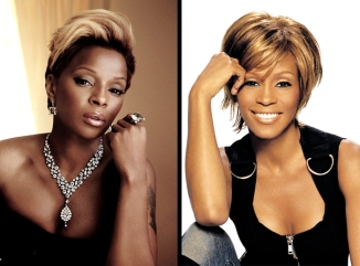 Whitney and Mary J.